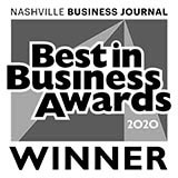Green Apple Strategy - Best in Business Logo