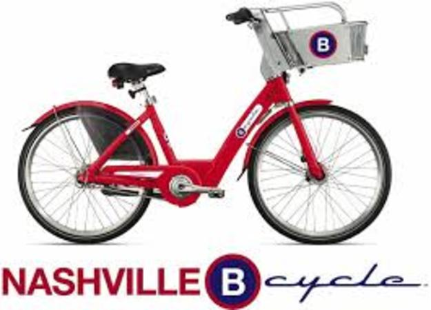 Nashville business BCycle